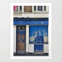 Shoddy Shadwell Art Print