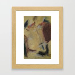 Klooster Series: Male Nude #33 Framed Art Print