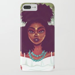 Festival Vibes iPhone Case