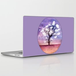 ATMOSPHERIC TREE - Pick me a cloud II Laptop & iPad Skin