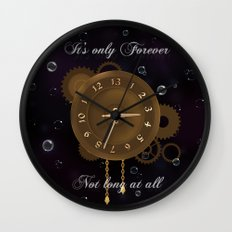 Bowie - Labyrinth  Wall Clock