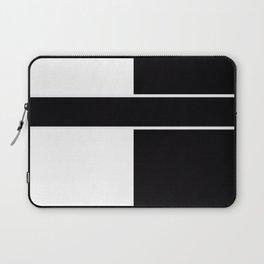 Team Color 6....black,white Laptop Sleeve