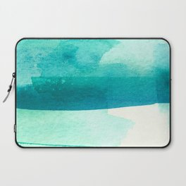 Aqua marine Laptop Sleeve