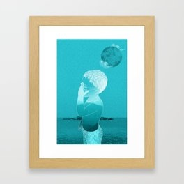 HECTOR Framed Art Print