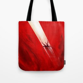 Fall of Lucifer Tote Bag
