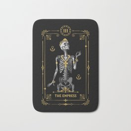 The Empress III Tarot Card Bath Mat