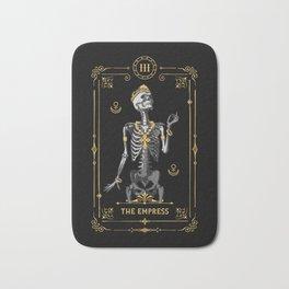 The Empress III Tarot Card Bath Mat
