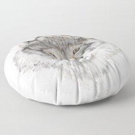 Lobo Floor Pillow