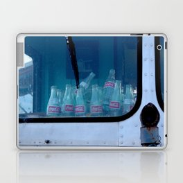 Empty Bottles Empty Dreams Laptop & iPad Skin
