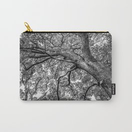 Oak Branches in Ueno Park, Tokyo, Japan Carry-All Pouch