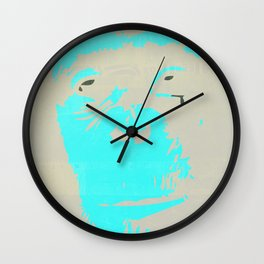 Destroying Homes Wall Clock
