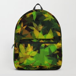 Candys Crazy Cannabis Camo Backpack