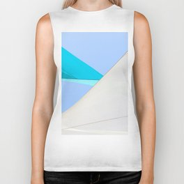 Abstract Sailcloth c1 Biker Tank