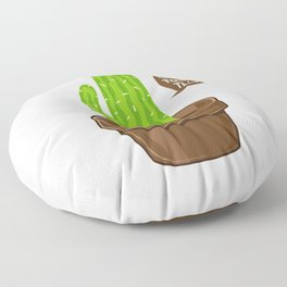 Can't touch this - Cactus Fun Gift Floor Pillow