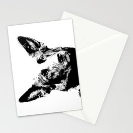 Mitzi Now drawing Stationery Cards
