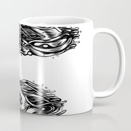 The Illustrated F Coffee Mug