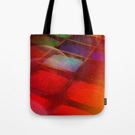 Pigmentation Tote Bag