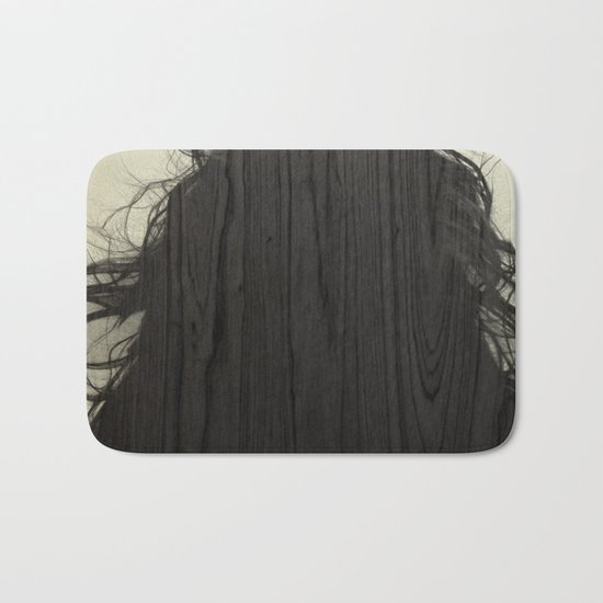 Hair 04 Bath Mat