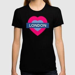 London Heart T-shirt