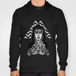She's Filled with Secrets - Laura Palmer - Twin Peaks Hoody