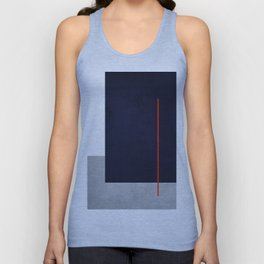 Textured Shapes 02 Unisex Tank Top