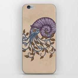 Nautilus iPhone Skin