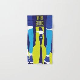 80s TEEN MOVIES :: WEIRD SCIENCE Hand & Bath Towel