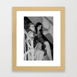 Fashion raw. #2 Framed Art Print