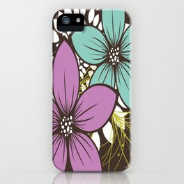 Flowers for One iPhone Case