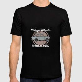 Vintage Wheels - Trabant 601S T-shirt