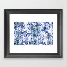 Shadowplay Framed Art Print