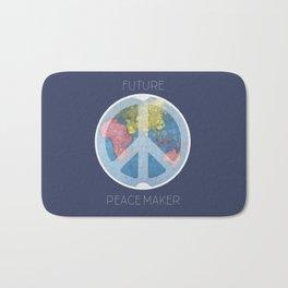 Future Peace Maker Bath Mat