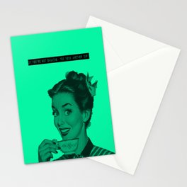 coffee humor Stationery Cards