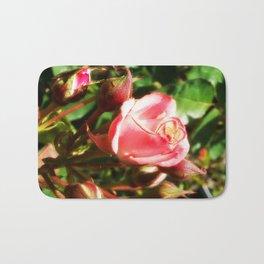 Natural Beauty • Point Defiance Rose Gardens • Tacoma, WA Bath Mat