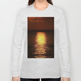 Gold From Above Long Sleeve T-shirt