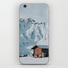 Hello Winter - Landscape and Nature Photography iPhone Skin
