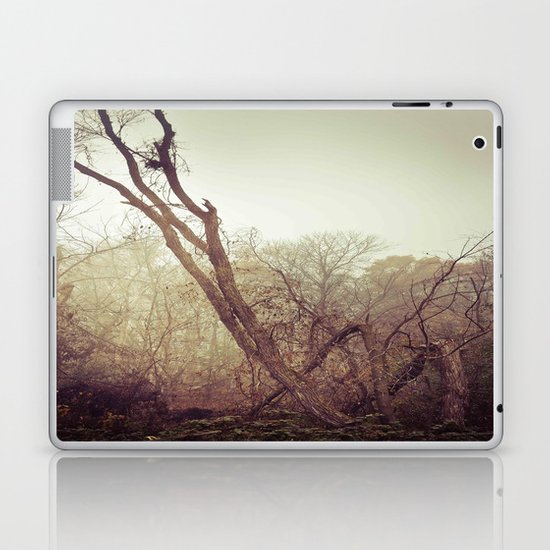 To the woods Laptop & iPad Skin