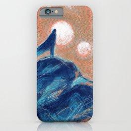 Wandering & Wonder iPhone Case