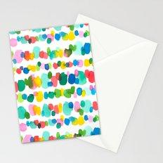 Paradise Dots Stationery Cards