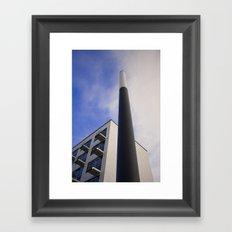 Bauhaus/Lantern Framed Art Print
