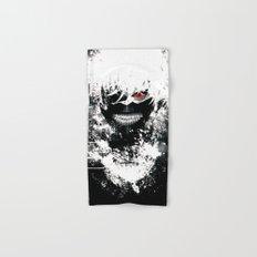 Kaneki Tokyo Ghoul Hand & Bath Towel