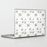camping Laptop & iPad Skins featuring Camping by JocoLab