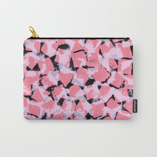 Abstract Pattern 88 Carry-All Pouch