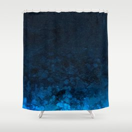 Salt Cathedral. Fashion Textures Shower Curtain