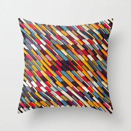 Texturize Throw Pillow