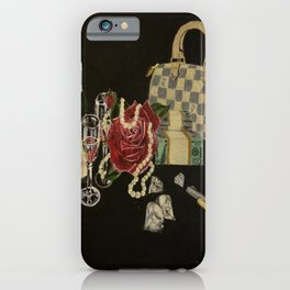 Fast Life iPhone Case