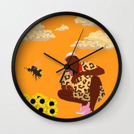 Tyler, The Creator - Flower Boy Wall Clock