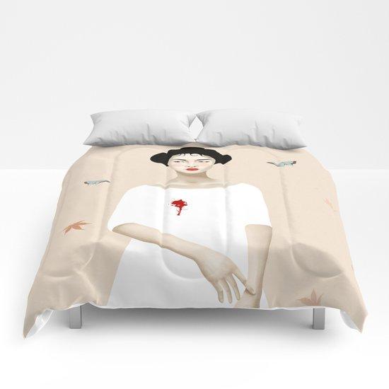 Madame B. Comforters