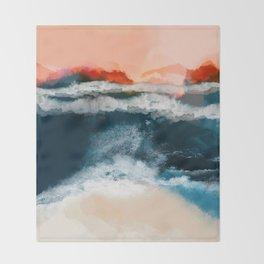water world Throw Blanket