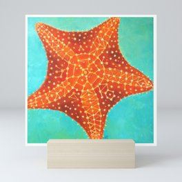 Starfish #3 Mini Art Print